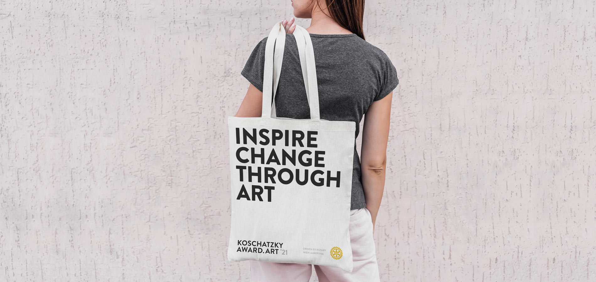 INSPIRE CHANGE THROUGH ART